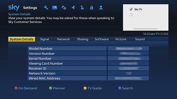 Finding your sky viewing card number sky community - Can you watch sky box office on sky go ...
