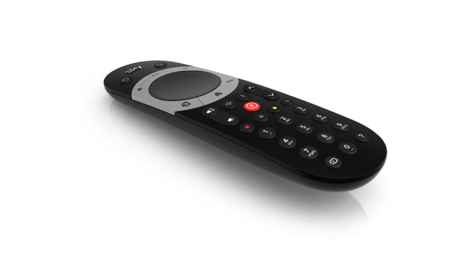 Image: Sky Q touch remote: 10 new features to get excited about