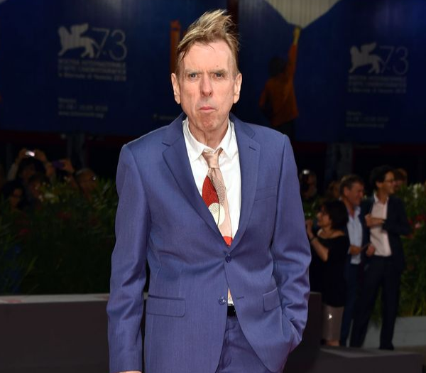 Timothy Spall super-slim