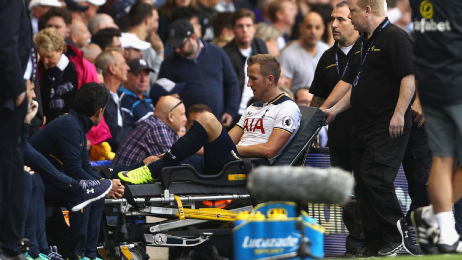 Spurs can't just rely on Kane