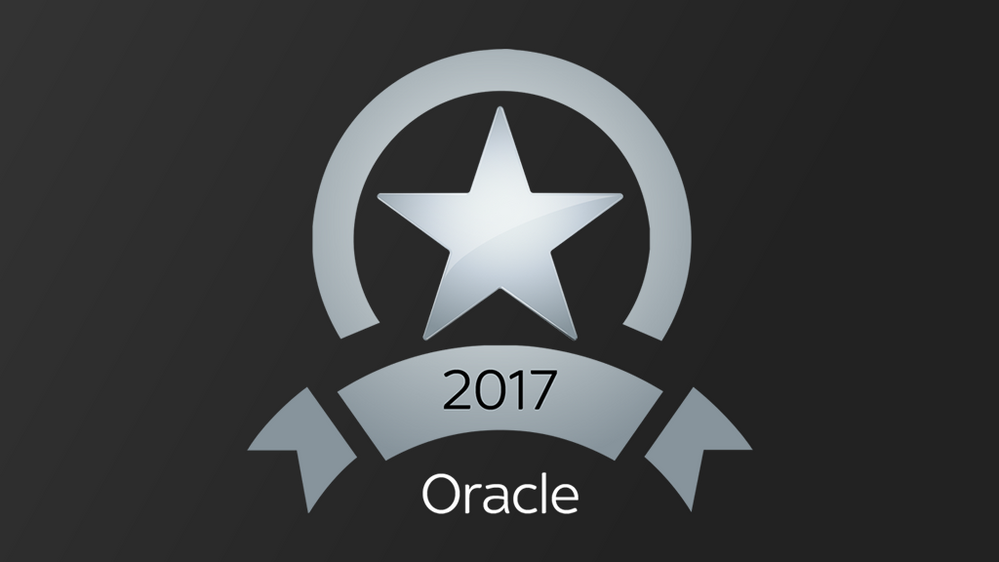 Oracle Programme 2017