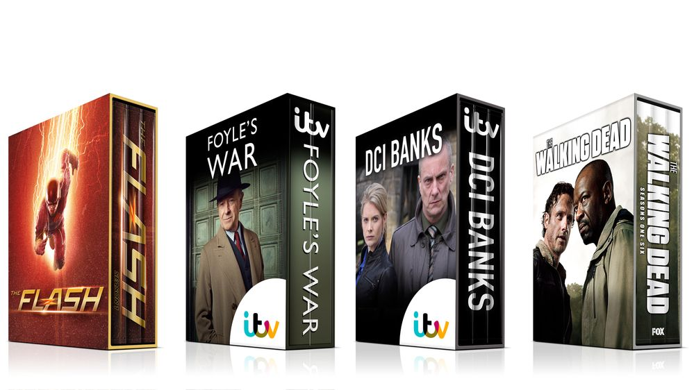 All dates are subject to change. This is only a partial list, many more Box Sets are available.