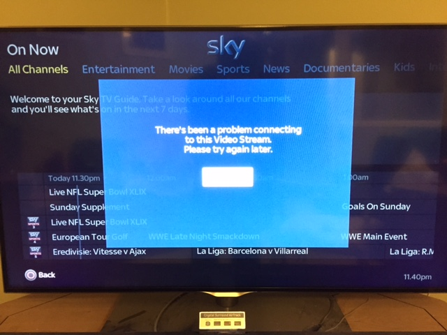How to get Sky Go Extra on your Xbox