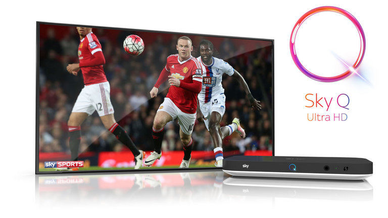 Image: TV has changed again - Ultra HD is here