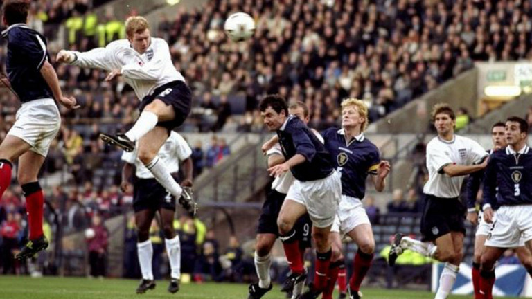 Image: When Scotland met England: A brief footballing history