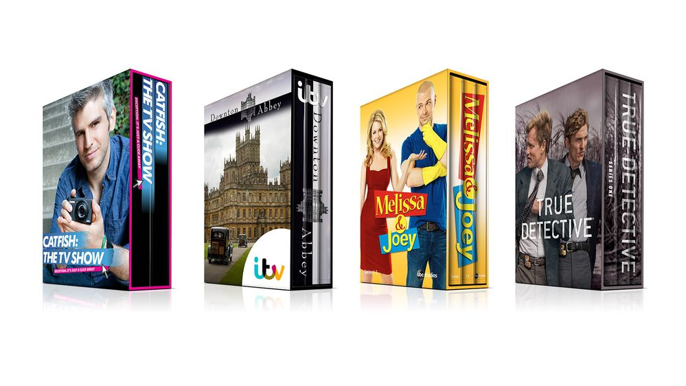 New Box Sets for April 2017