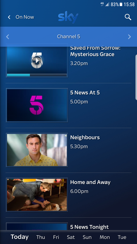 Sky Go launches on PS4 under a new name