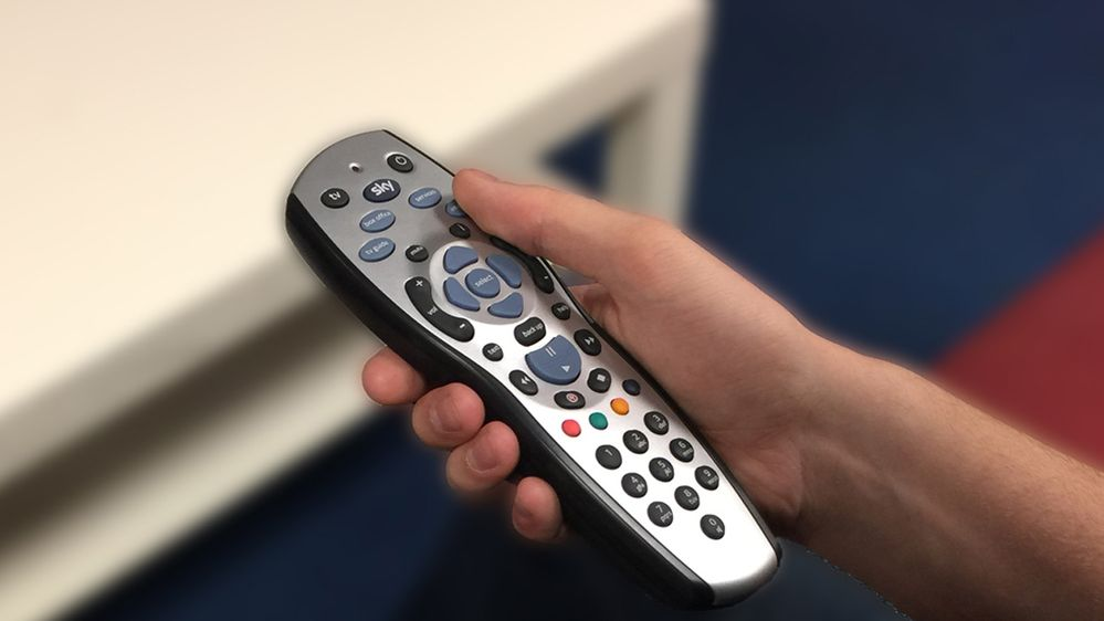 Tips and tricks for your Sky+HD remote