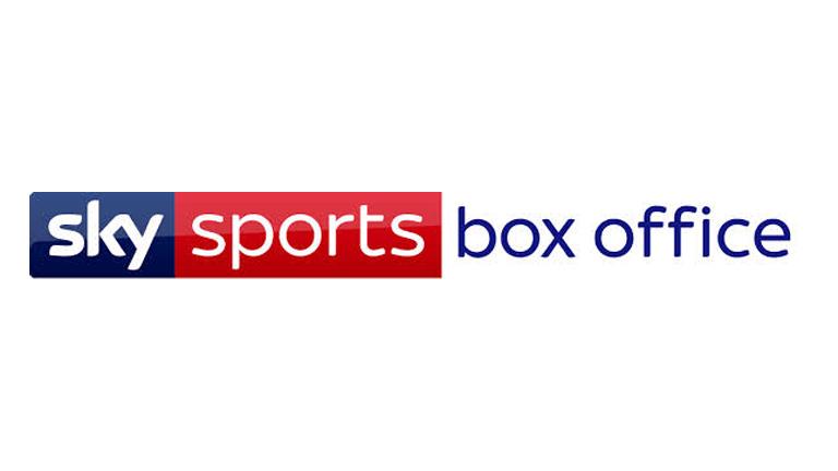 Sky Sports Box Office FAQ