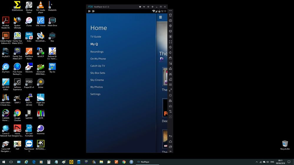Answered: How to get sky q on laptop - Sky Community