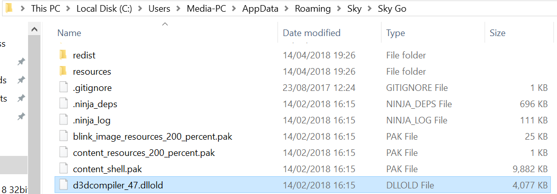 Answered: New Sky Go Desktop app - black screen not working - Sky