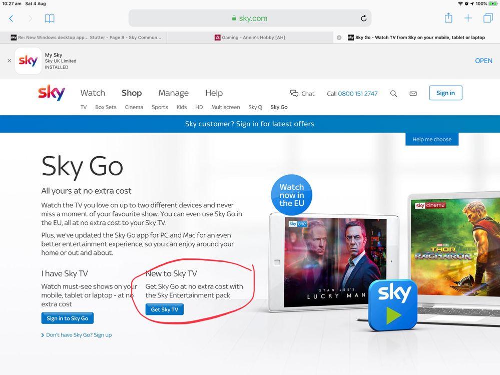 New Windows desktop app    Stutter - Page 25 - Sky Community