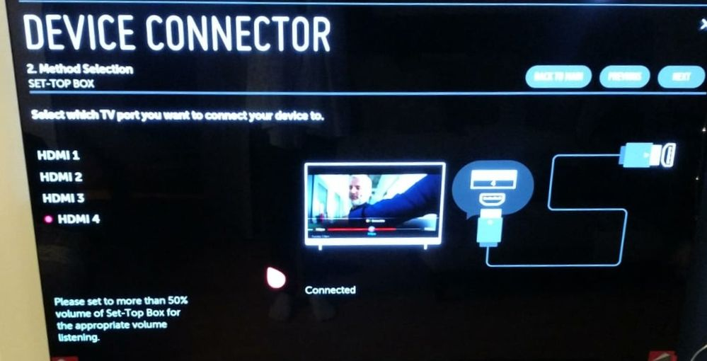 Unable to get LG Magic Remote controlling Sky? - Sky Community
