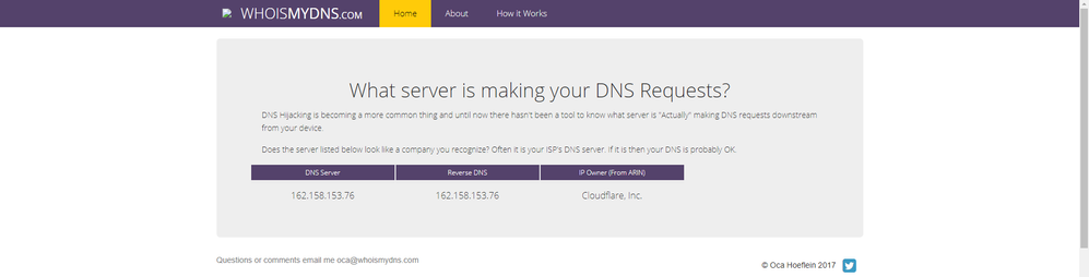 DNS service does not work - Page 2 - Sky Community