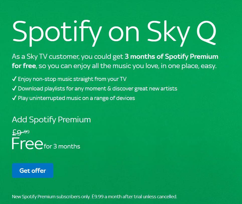 Spotify Sky