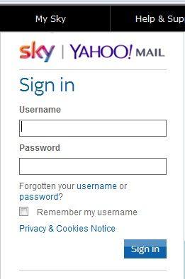 Sky Mail
