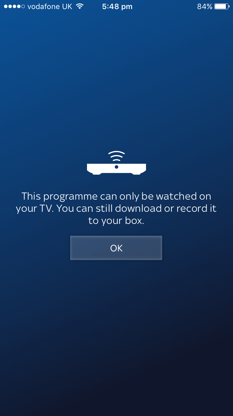 how to watch catch up on sky