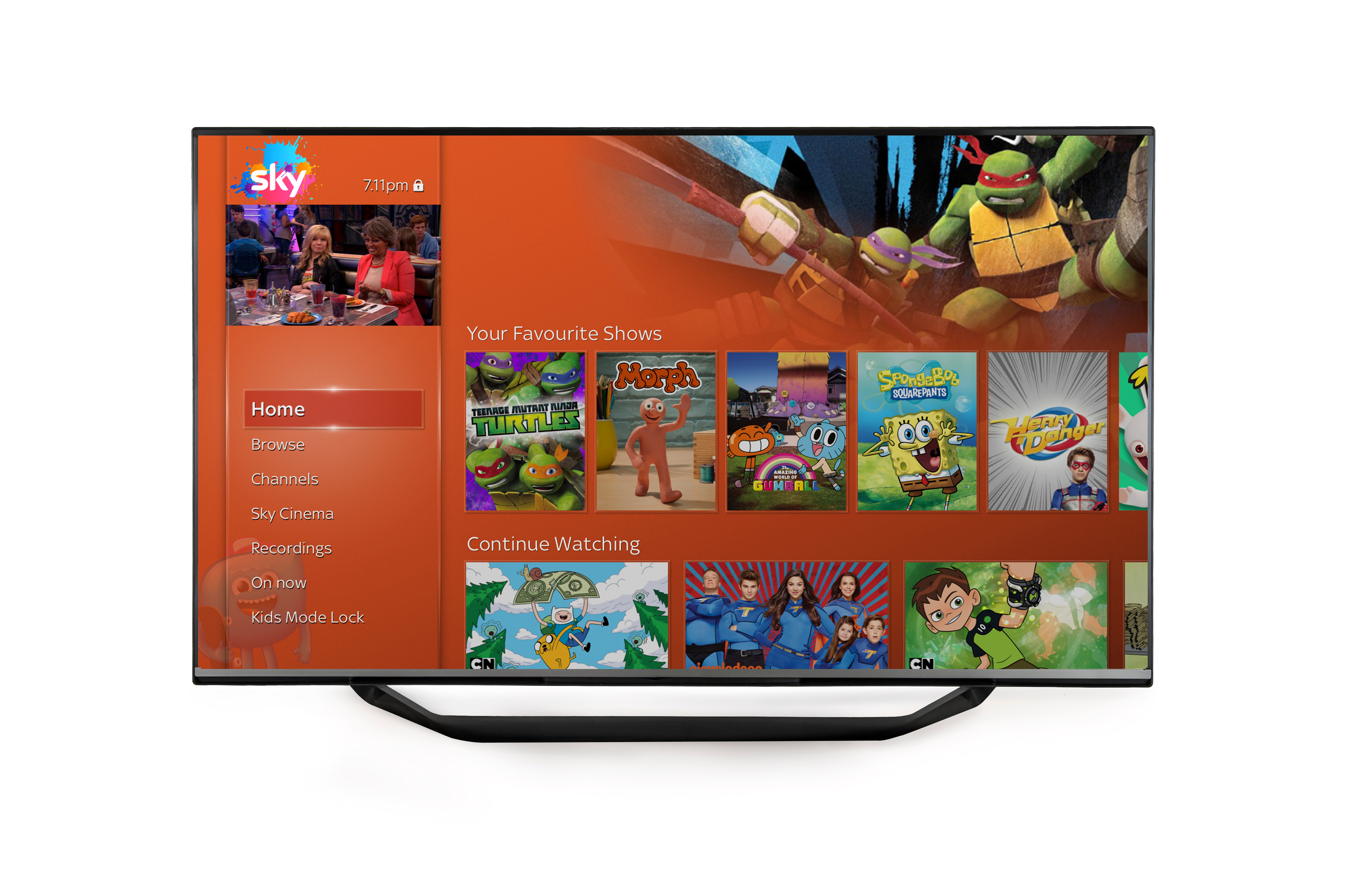 Sky Q Kids Mode Sky Community