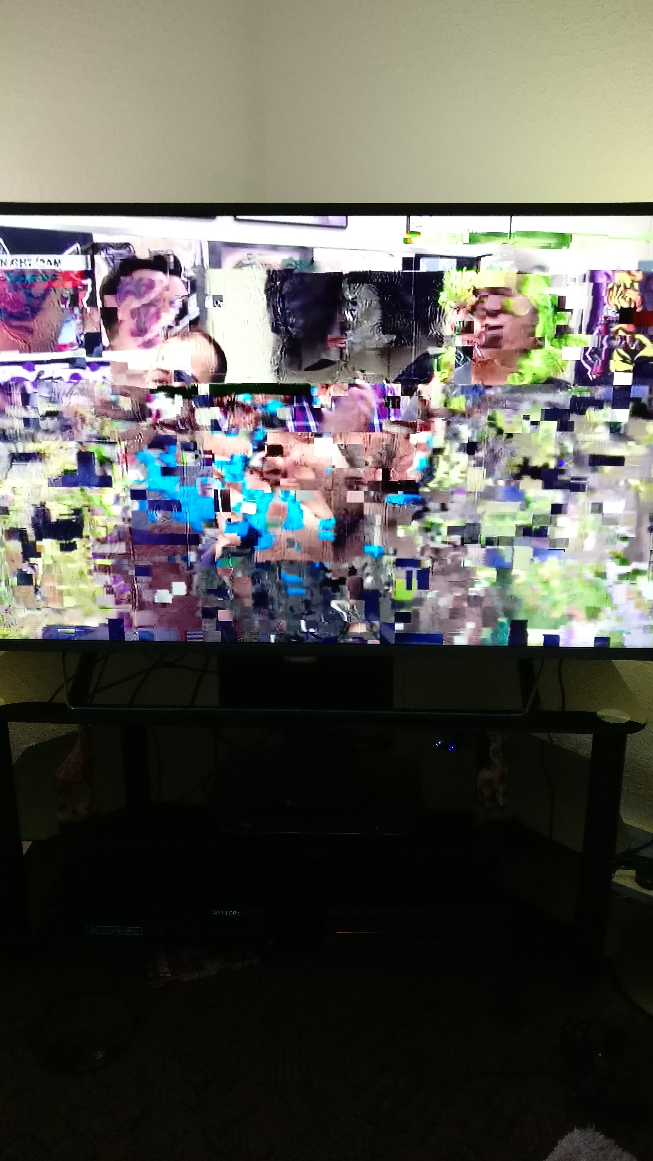 Pixellated Picture Only On Sky Channels Community Tv Wiring Diagram