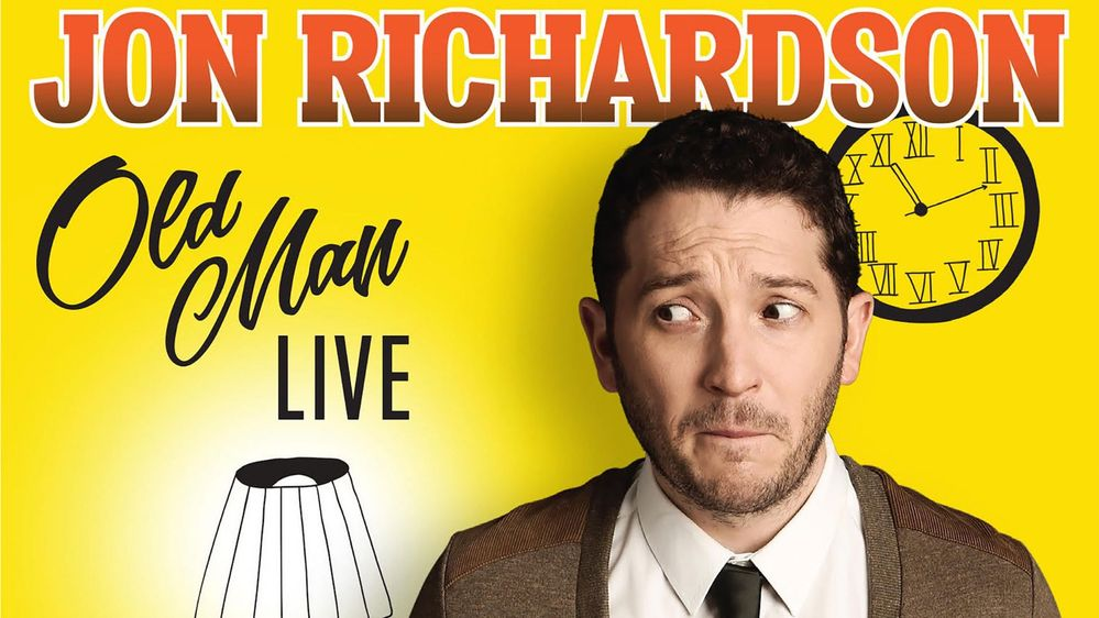 Jon Richardson- Old Man - Live.jpg