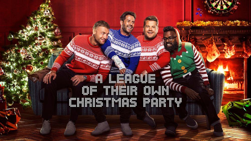 A League Of Their Own Christmas Party 2018 key art.jpg